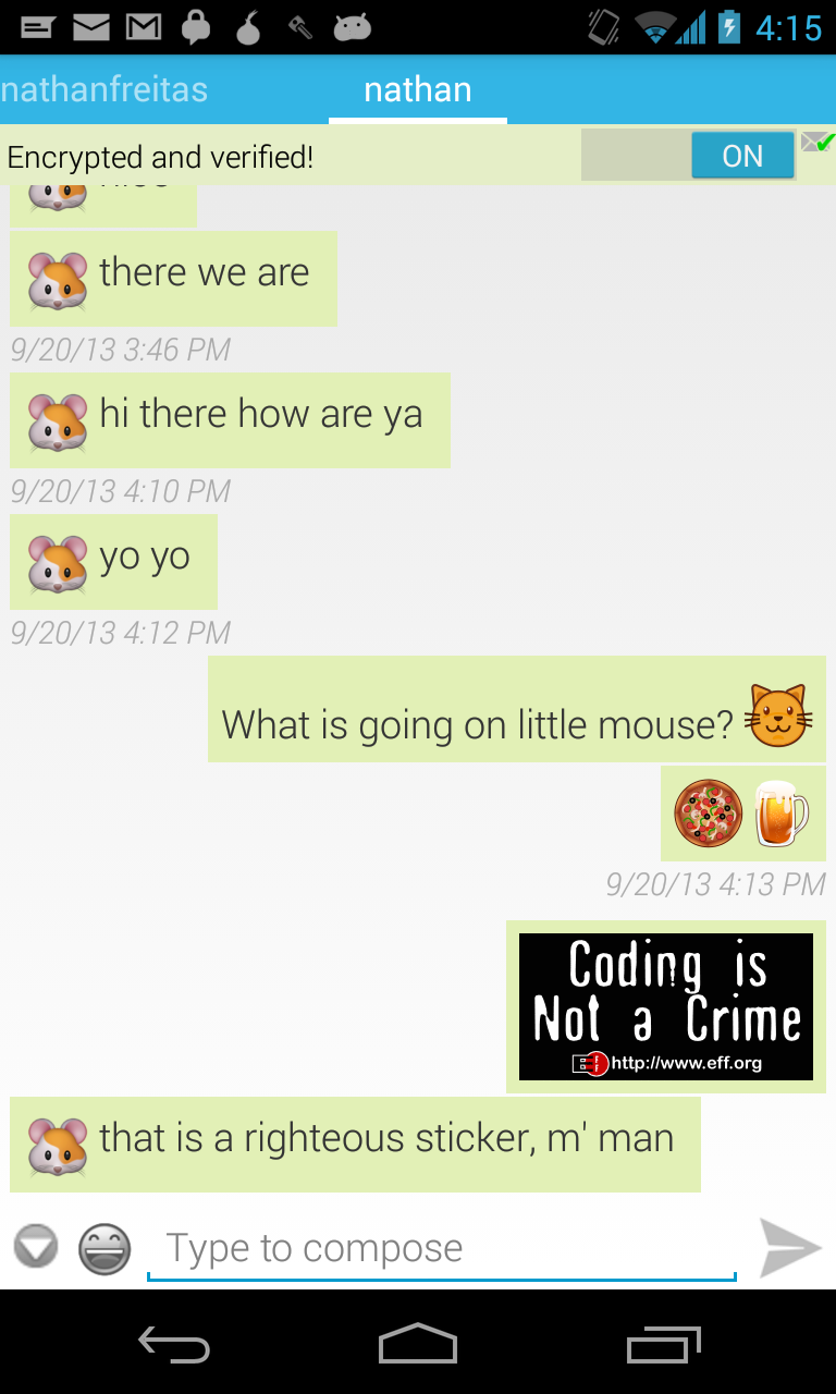 Chat Room Legal Issues