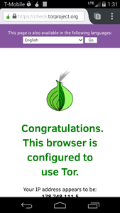 Orfox: Aspiring to bring Tor Browser to Android